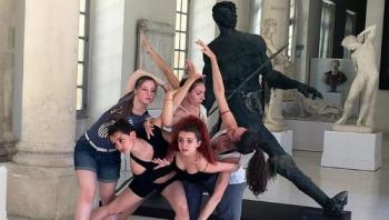 Performances dansées