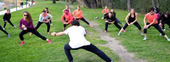 #Sunday Workout Avignon