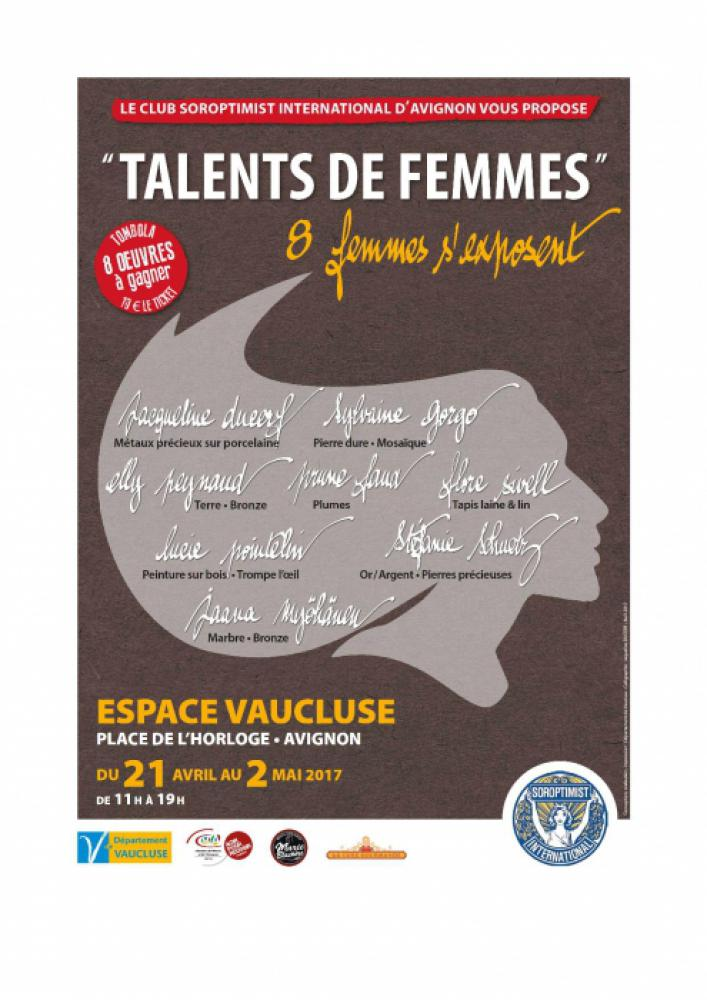 Salon Talents de Femmes