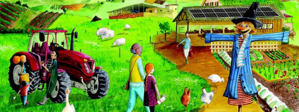 De ferme en ferme