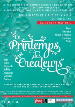 3ème édition du Printemps des Créateurs
