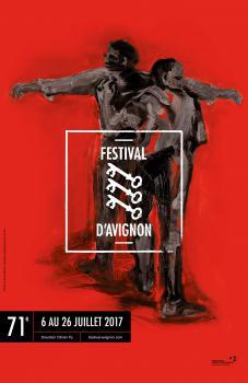 Spectacle itinérant Festival d'Avignon