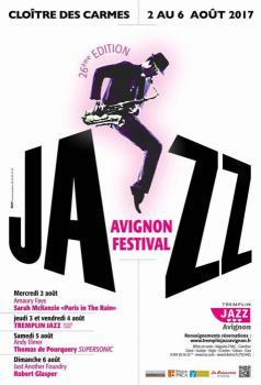 Avignon Jazz Festival 2017