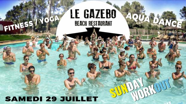 SUNDAY WORKOUT #24 @ LE GAZEBO
