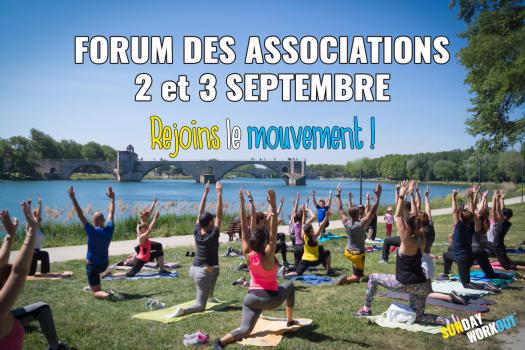 Forum des Associations - Sunday Workout