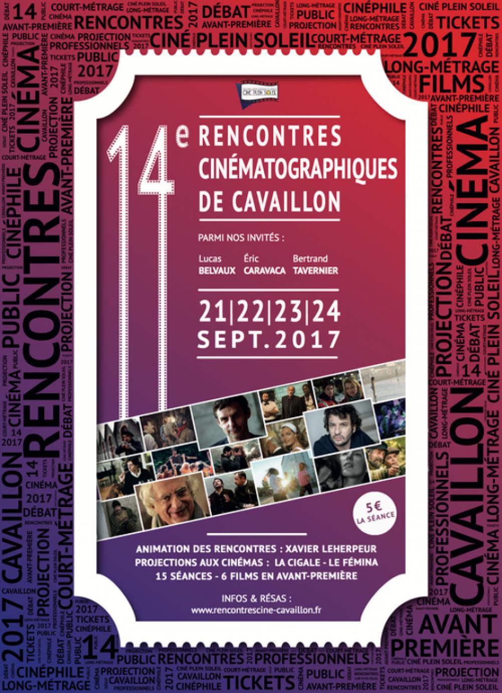 14e Rencontres Cinématographiques de Cavaillon