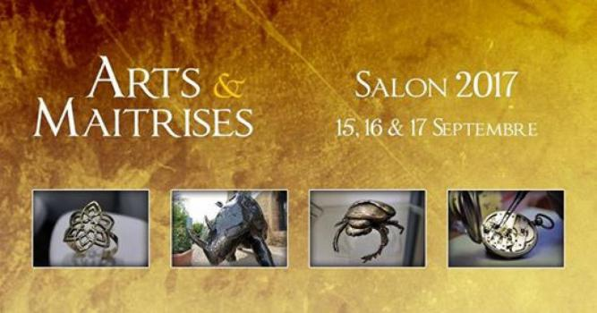 Salon Arts et Maitrises