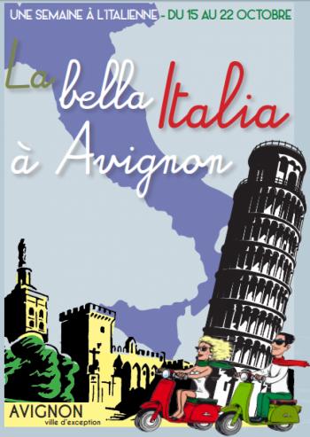 La bella Italia à Avignon