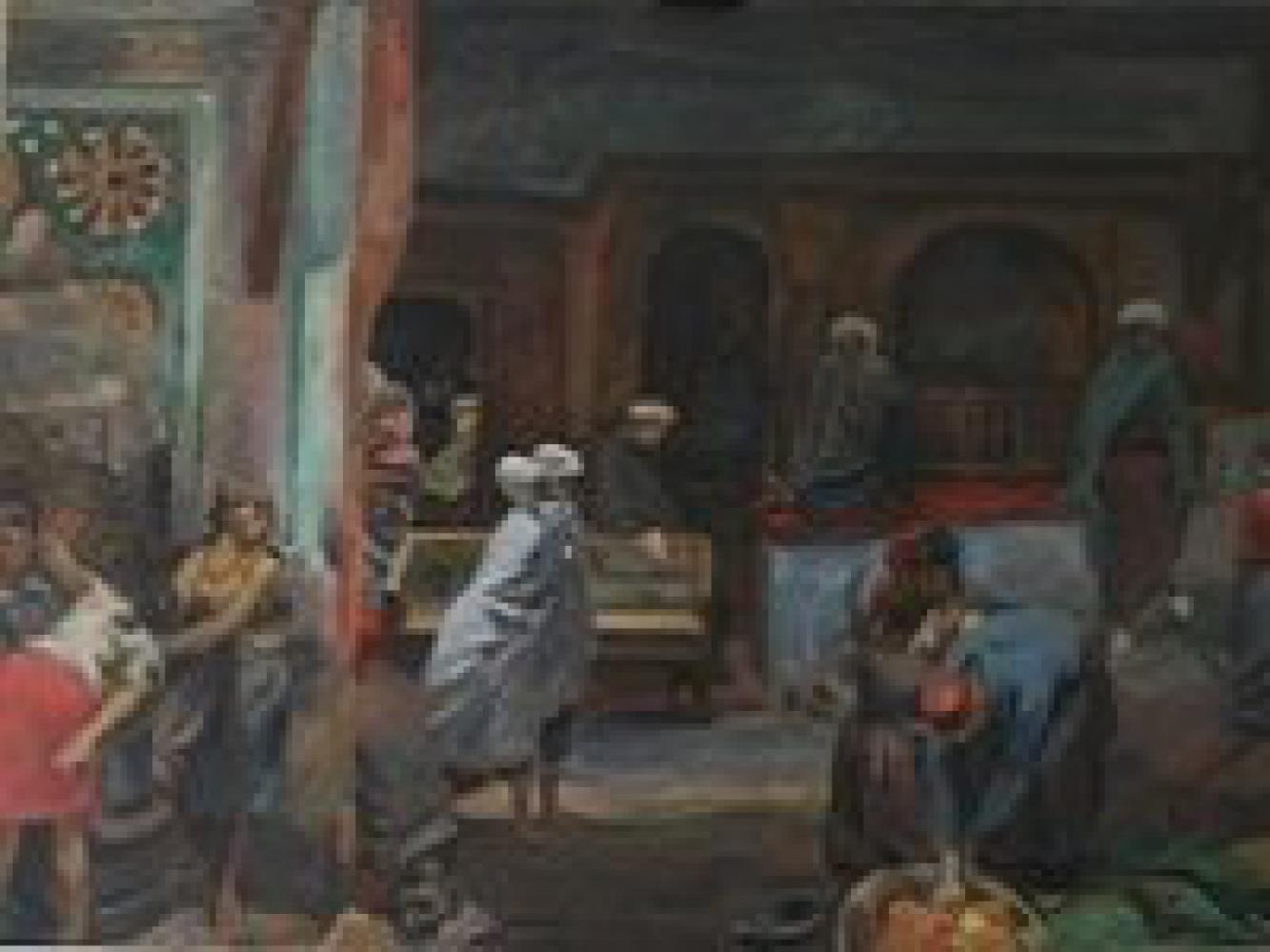 De L Orientalisme Aux Peintres Algeriens La Peinture En Partage