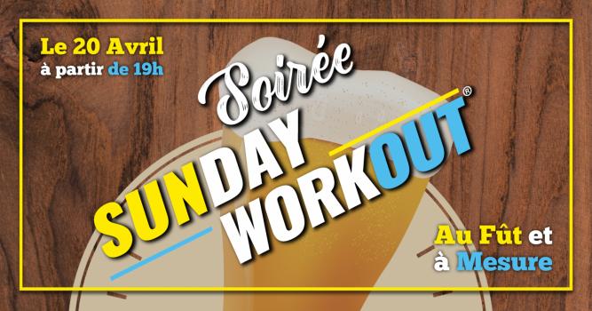 Soirée Sunday Workout @Fut et à Mesure