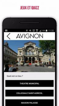 Avignon in the pocket !