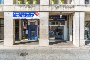 L'agence commerciale tcra