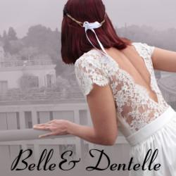 Belle et dentelle