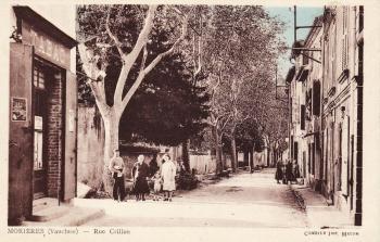 Rue Crillon - Morières les Avignon