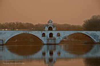 Pont St Bénézet Avignon