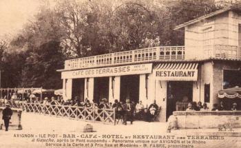 Ile Piot - Bar - Café - Hotel