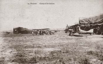 Pujaut - camp d'aviation
