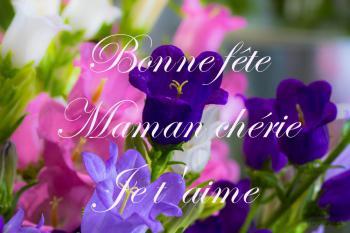 Du temps de l'amour et des fleurs pour notre maman