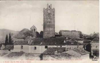 Tour de l'Horloge- Point dominant et central de la Vieille Cité
