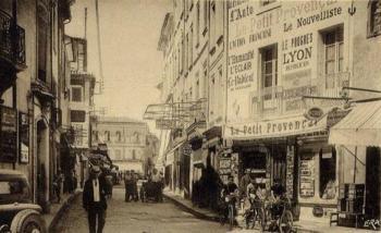 Avenue de la République - Carpentras