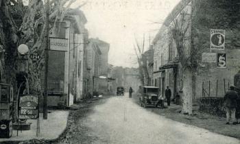 Sérignan - rue Joel Estève