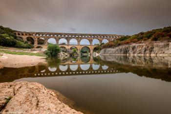Pont du Gard (photo du 17/09/2016)