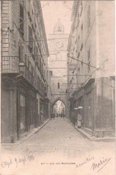Apt-Rue des Marchands