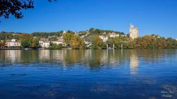 Berge de Villeneuve les Avignon Tour Philippe le Bel